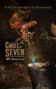 Circle of Seven reboot front cover