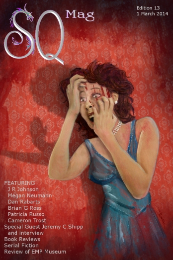 SQ 13 Cover
