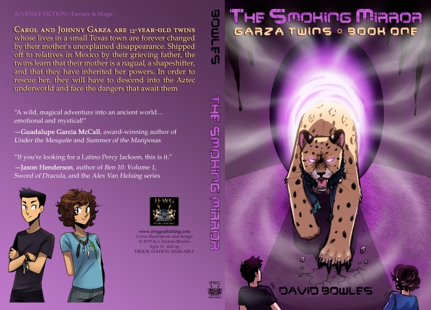 The Smoking Mirror Cover-2