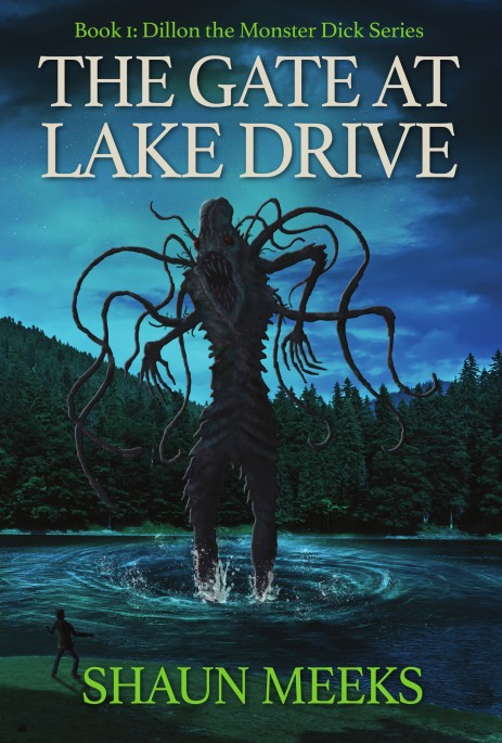 The Gate at Lakes Drive front cover