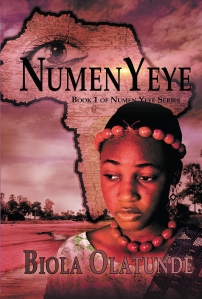 Numen Yeye Front Cover with Series