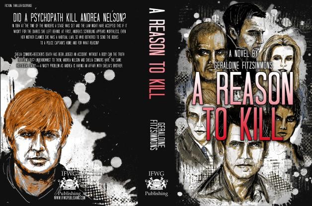 full cover A Reason to Kill