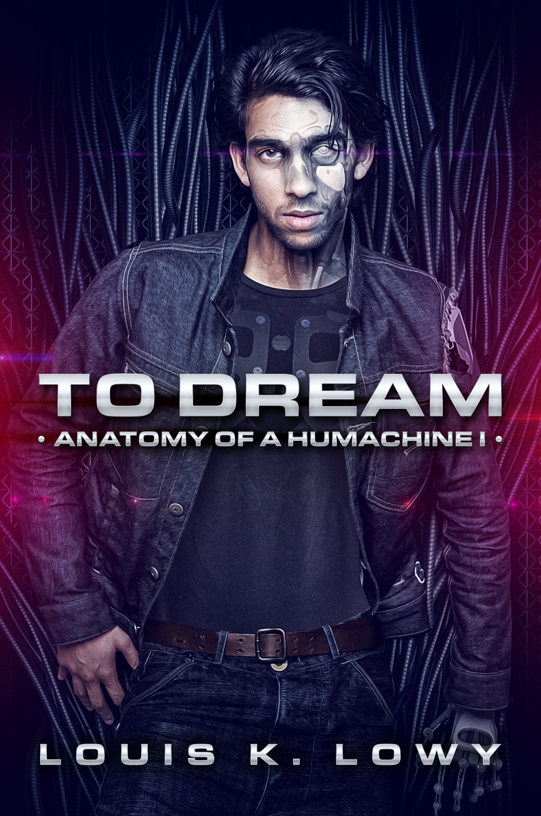 front cover To Dream