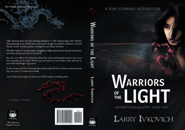Warriors of the Light full wrap
