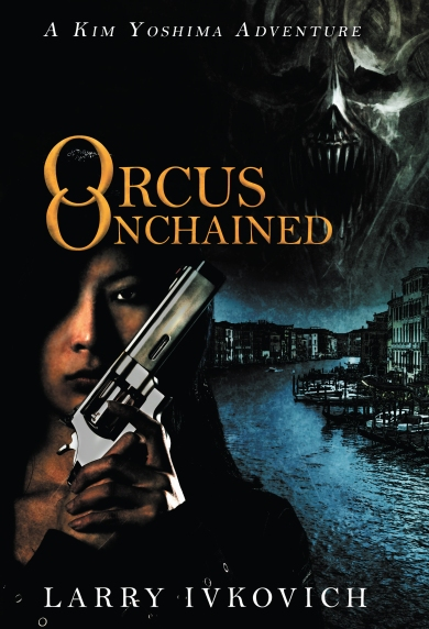 Orcus Unchained Front Cover