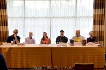 A Panel at Confluence