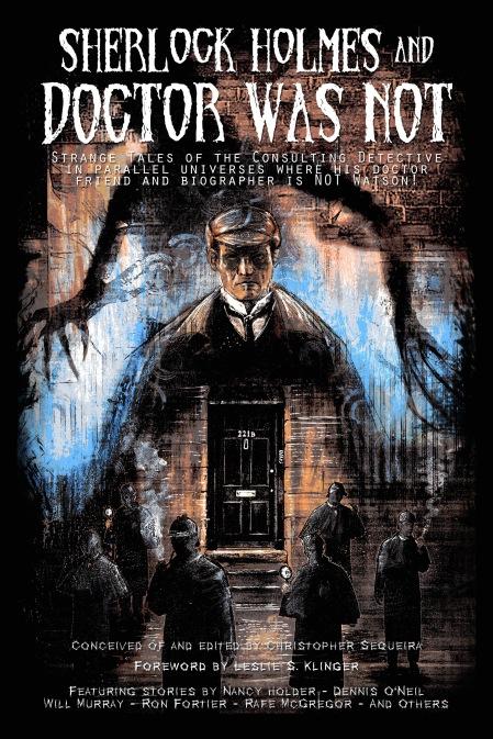 Sherlock Holmes Art alternate cover text option HIGH RESOLUTION