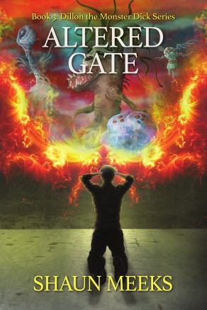Front cover Altered Gate