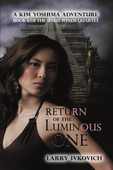 Return of the Luminous One Front Cover